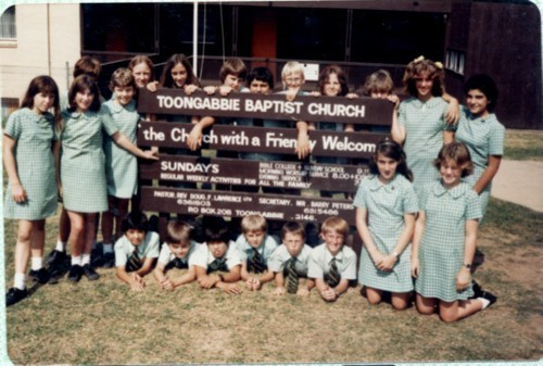 TCS first year 1980